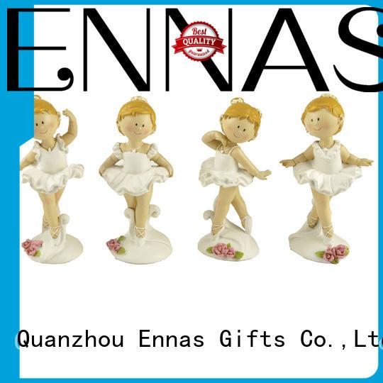 Resin Ballet Dancer Girl Sculpture Miniature Figurines Angels Fairy Figures Desk Ornaments ballerina figurine Crafts