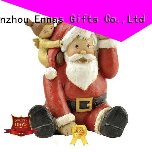 Ennas christmas angel figurines popular for wholesale