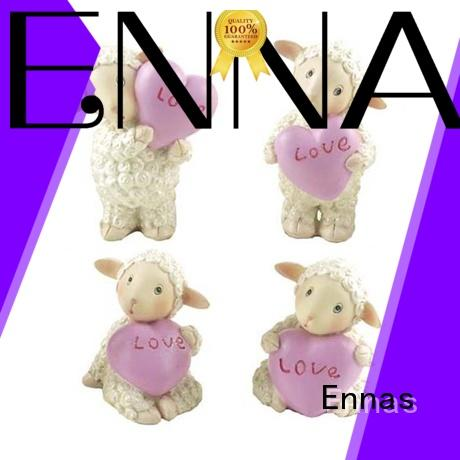 Ennas precious moments figurines hot-sale from best factory