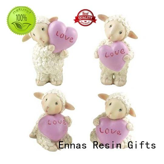 Ennas family statue willow tree love figurine wholesale party decoration