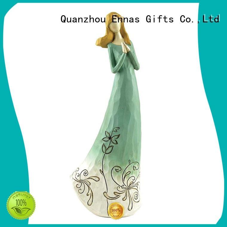 Ennas religious grandmother angel figurine popular best crafts