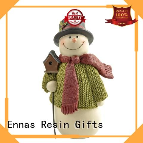 Ennas hanging christmas figurine hot-sale for wholesale
