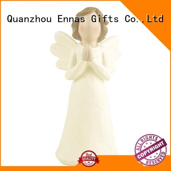 high-quality mother angel figurine hand-crafted at discount Ennas