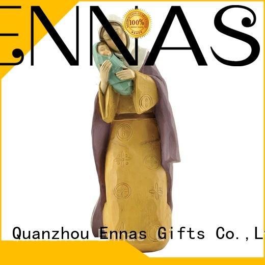 Ennas christmas catholic religious items popular family decor