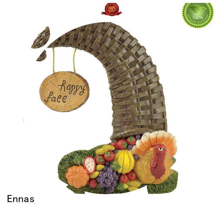 Ennas decor sculpture fall decoration bulk order
