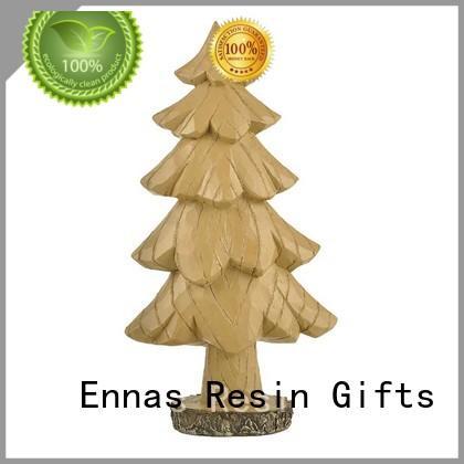 Ennas 3d collectible christmas ornaments popular bulk production