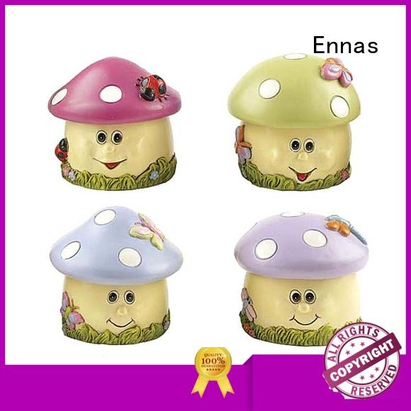 Ennas promotional personalized figurines low-cost for gift