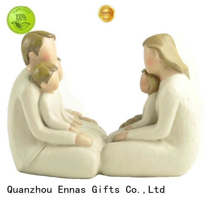 Ennas home decor 50th anniversary cake toppers wholesale from best factory