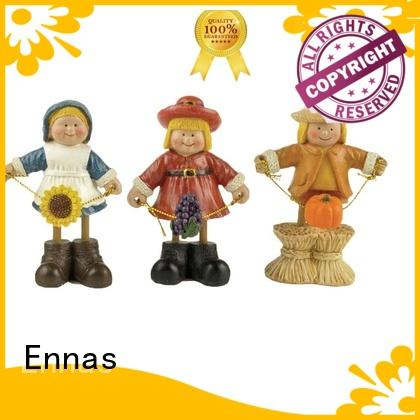 Ennas cute statue fall gifts decor sculpture at discount