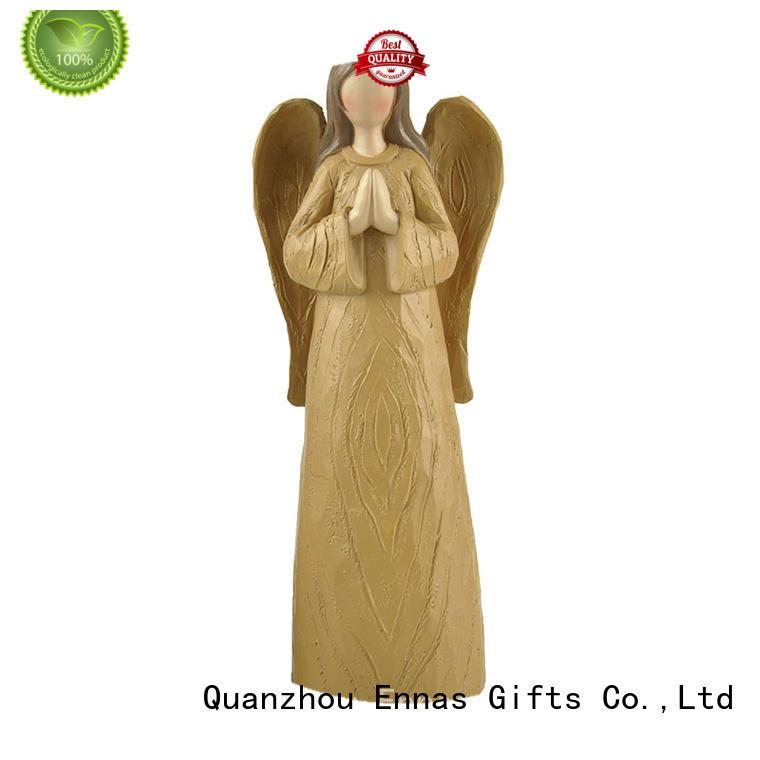 Christmas home interior angel figurines unique fashion