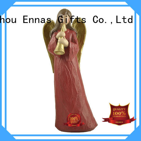 Ennas personalized angel figurine top-selling fashion