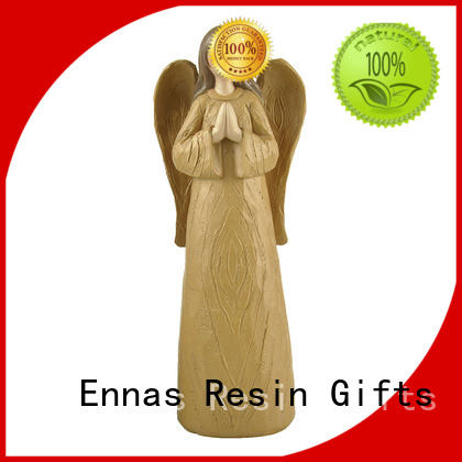 hand-crafted small angel figurines lovely best crafts Ennas