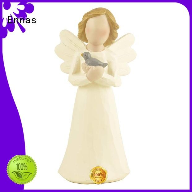 Christmas guardian angel figurines collectible popular vintage for decoration