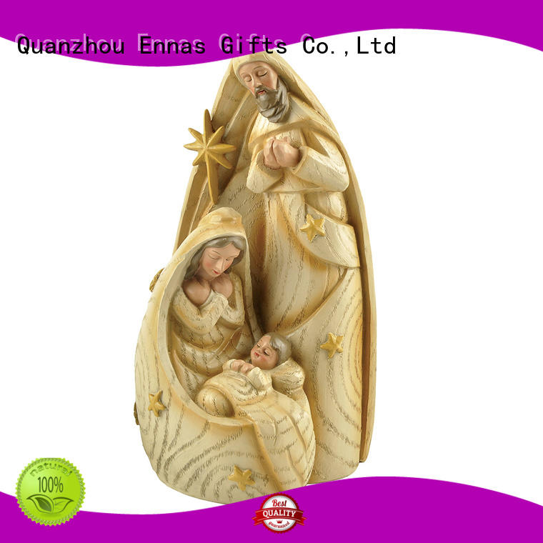 Ennas custom sculptures religious gifts promotional family decor