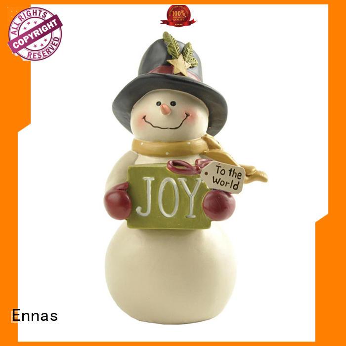 Ennas christmas figurine family for ornaments