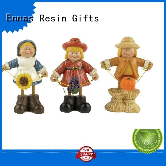Ennas funny collection harvest figurines decor sculpture best factory price