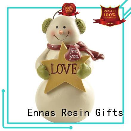 Ennas mini christmas angel figurines family