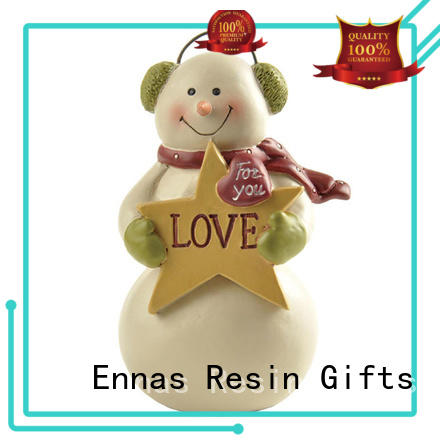 Ennas mini christmas angel figurines family