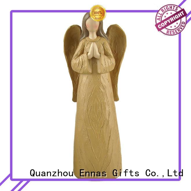 Ennas angel figurine unique at discount