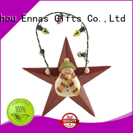 Ennas christmas tree christmas carolers figurines bulk production