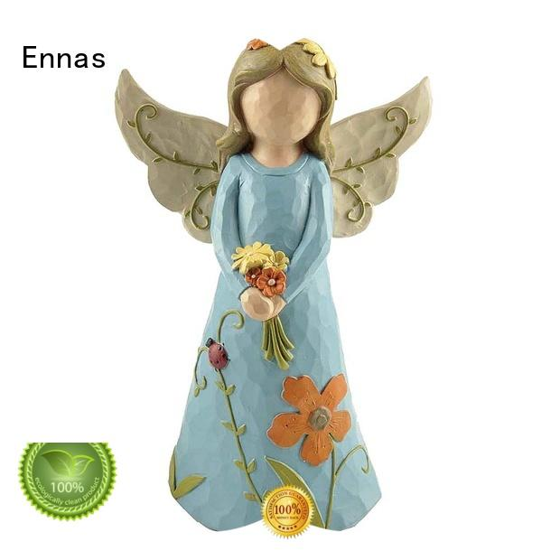 Ennas decorative angel wings figurines colored best crafts