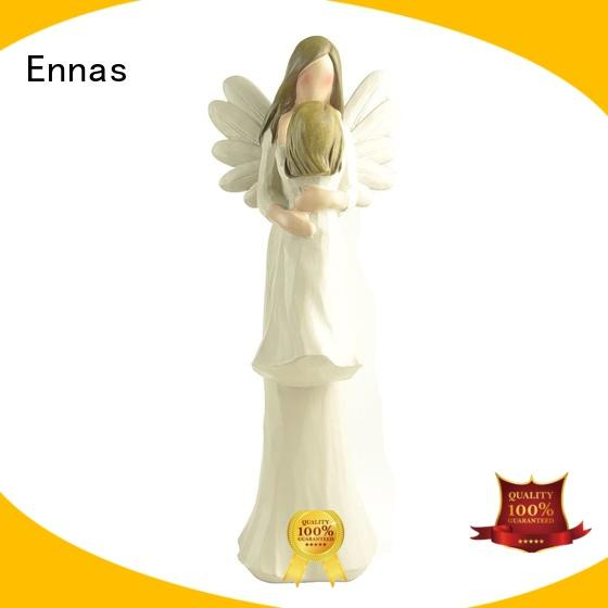 Ennas living room accessories willow tree love figurine hot-sale party decoration