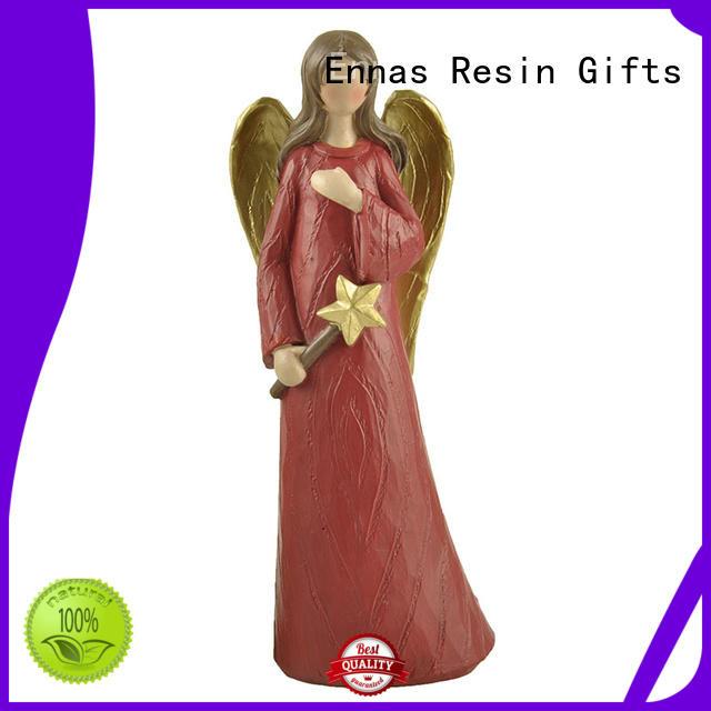 Ennas carved little angel figurines antique best crafts