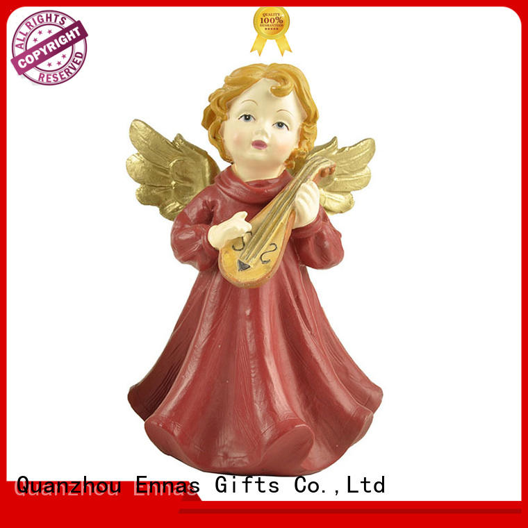 Ennas family decor personalized angel figurine handicraft at discount
