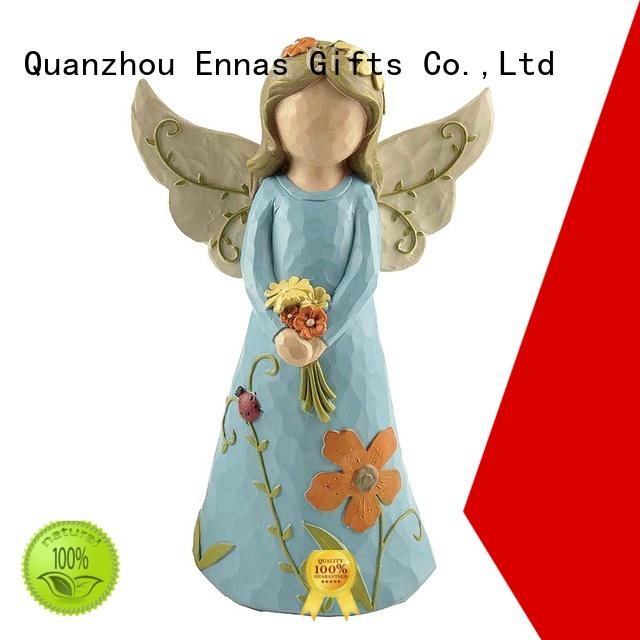 guardian angel figurines collectible decorative for ornaments Ennas