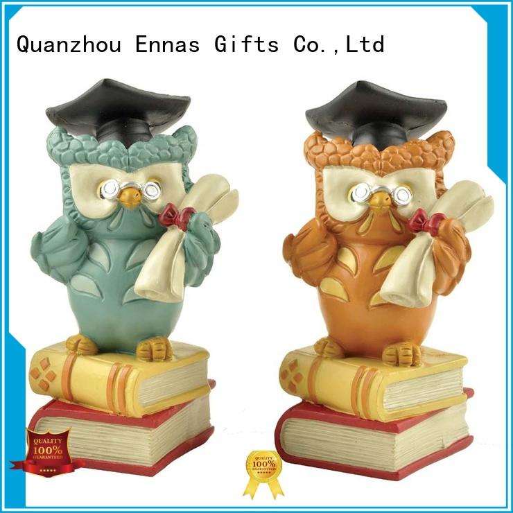 popular female graduation figurine free sample bulk order Ennas
