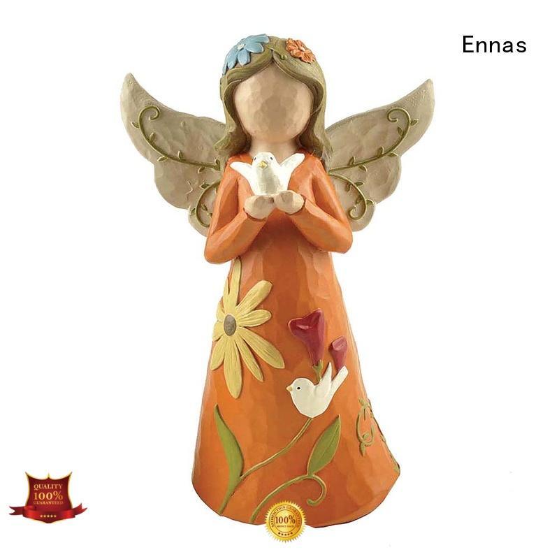 Ennas home decor small angel figurines creationary fashion