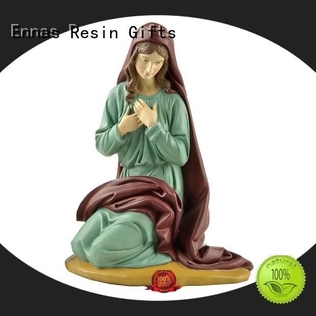 holding candle christian figurines christian popular