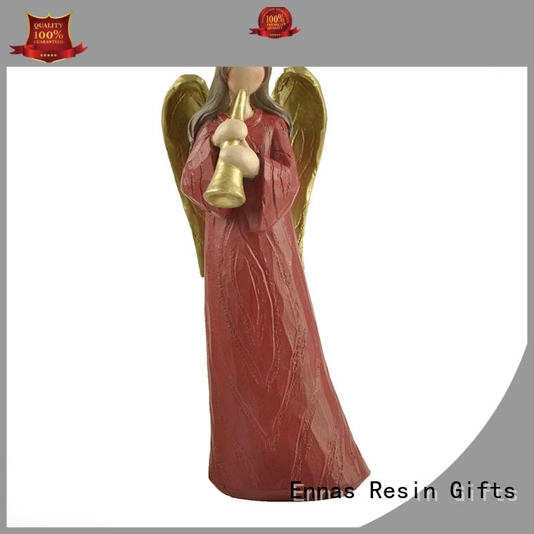 family decor angel figurine collection hand-crafted unique at discount