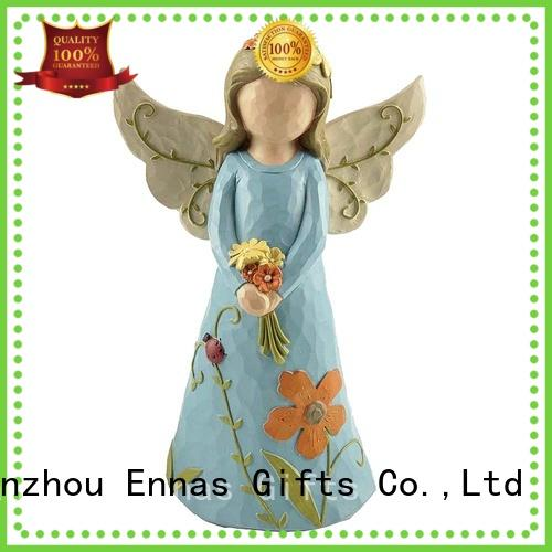 Ennas high-quality angel figurines wholesale antique fashion