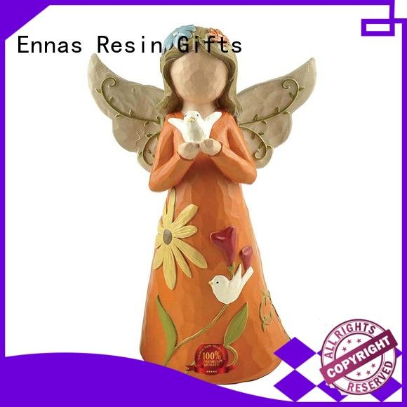 Ennas guardian angel figurines collectible unique fashion