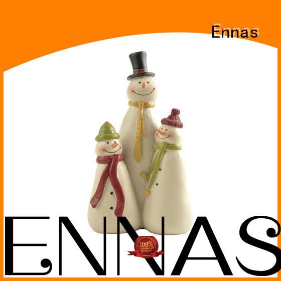 Ennas star-shape collectable christmas ornaments family