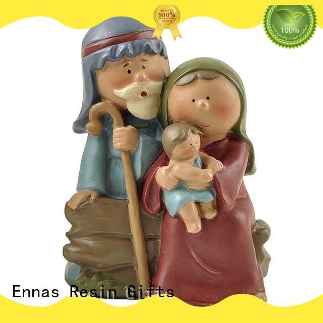 eco-friendly vintage religious figurines popular Ennas