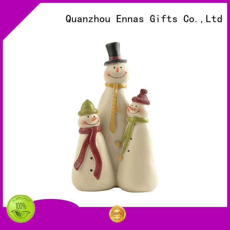 Ennas popular animated christmas figures family for ornaments
