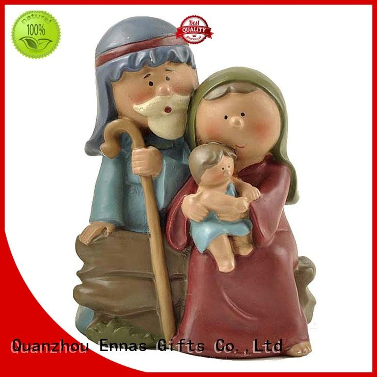 Ennas custom sculptures catholic gifts bulk production