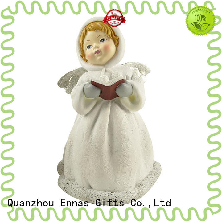 decorative figures of angels colored at discount Ennas