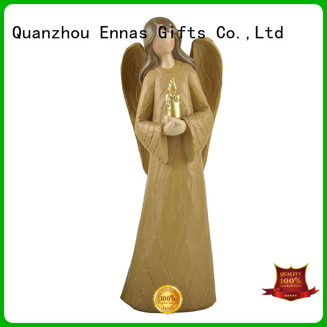 Ennas religious baby angel statues figurines unique for decoration