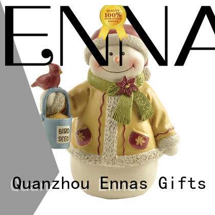 Ennas 3d christmas carolers figurines for ornaments