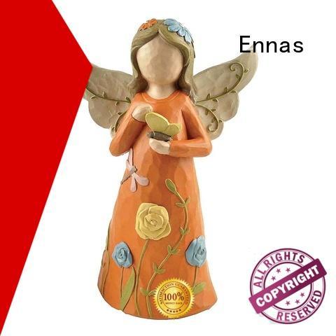 Ennas guardian angel statues figurines creationary fashion