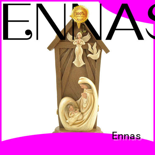 Ennas christmas religious statues popular craft decoration