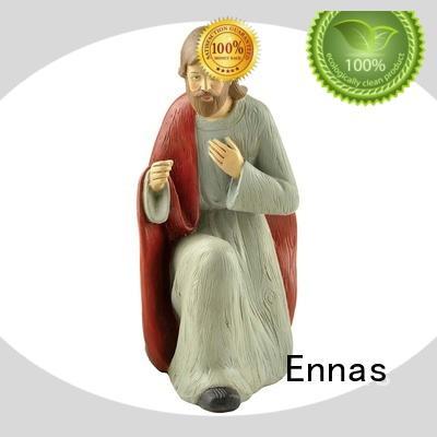 Ennas christmas religious statues promotional