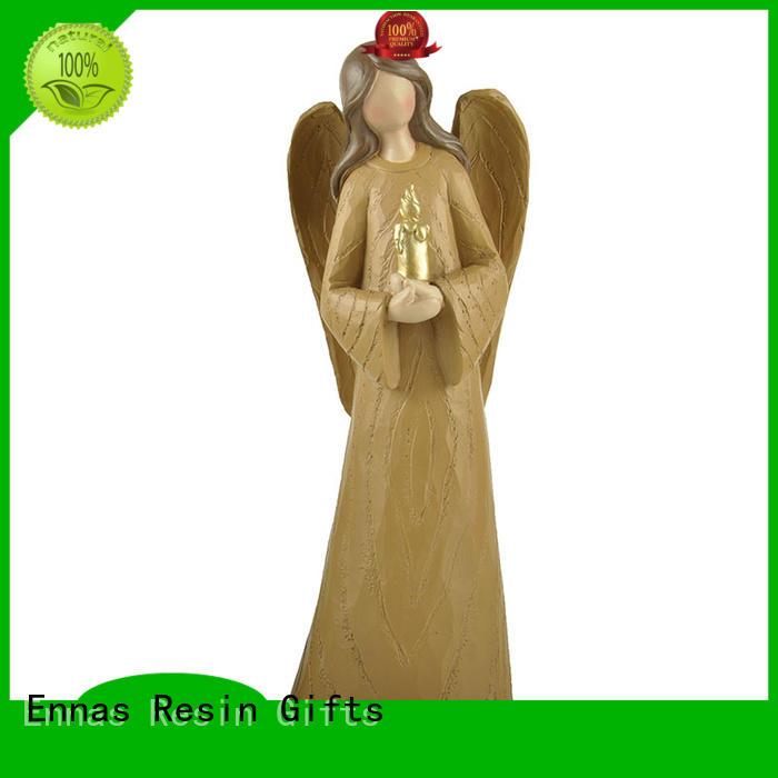 Ennas high-quality angel figurines handicraft for ornaments
