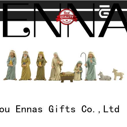 Ennas catholic nativity set popular holy gift