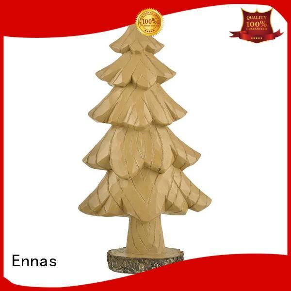 Ennas custom christmas vacation figurines star-shape bulk production