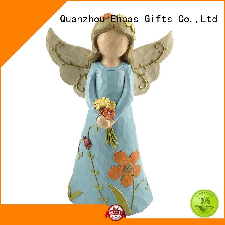 Ennas artificial angel figurine collection creationary at discount