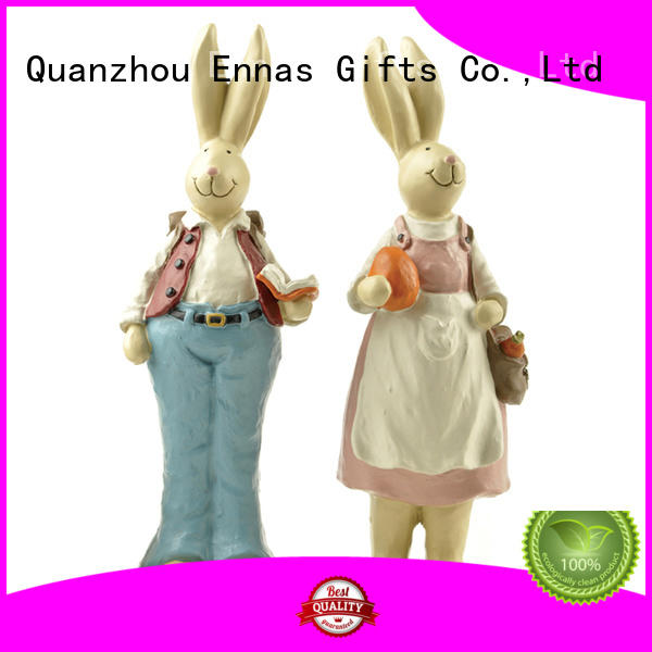 vintage looking easter decor oem for holiday gift Ennas